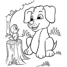 Free Printable Dog Coloring Pages For Kids Find Creative At TheColoringBarn