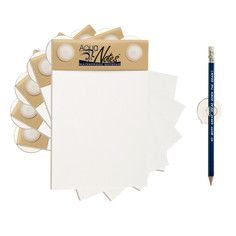Aquanotes Notepad 5 Pack, $16.50, now featured on Fab.