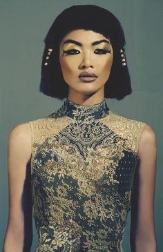 Kelly Tan photographed by Advan Matthew