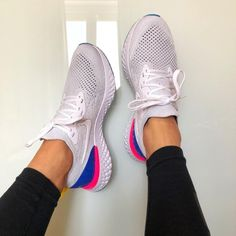 5e46e6a8e07 Find the Nike Epic React Flyknit Women s Running Shoe at Nike.com. Enjoy  free shipping and returns with NikePlus.