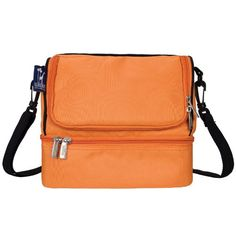 Wildkin Bengal Orange Double Decker Lunch Bag * Want additional info? Click on the image.