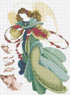 Angel Woman☆•☆~ http://www.pinterest.com/janith23/x-cuadros/