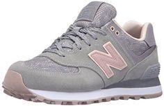 Amazon.com | New Balance Women's WL574 Nouveau Lace Pack Running Shoe | Fashion Sneakers