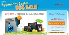 Save 80% on ASC PRO & Get Easter Gifts for FREE! http://ctrlf.org/advanced-systemcare-pro/
