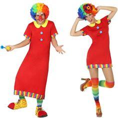 Déguisements Clowns de la Télé #déguisementscouples #nouveauté2016