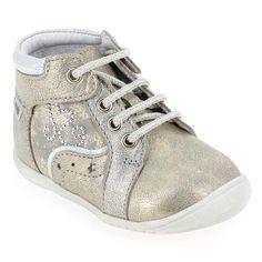 Chaussure GBB modèle IANIS, Beige Doré