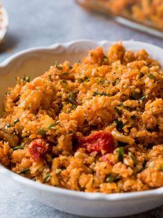 Greek Recipes, Going Vegan, Fried Rice, Vegan Vegetarian, Fries, Sweets, Ethnic Recipes, Food, Greek Dishes