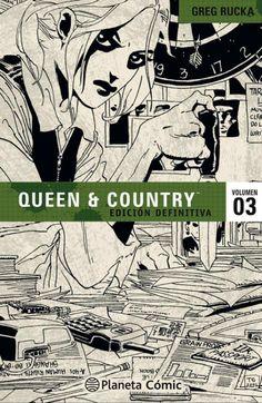 Queen & Country - Edición Definitiva | 3 | Greg Rucka Steve...