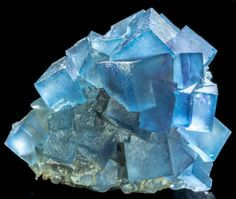 "bijoux-et-mineraux: "" Fluorite - Blanchard Claim, Bingham, Socorro Co., New Mexico """