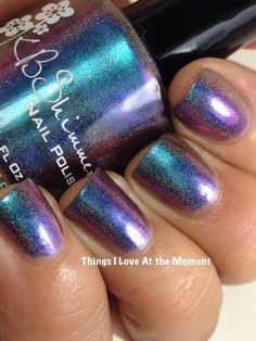 Rollin' With The Chromies Multichrome Holographic by KBShimmer, $8.75