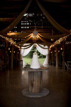The Barn at Cedar Grove, Kentucky Wedding Reception