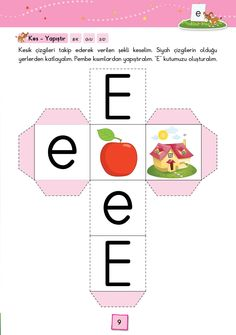 1. Sınıf Konu Anlatım SES FASİKÜLLERİ Preschool Decor, Alphabet For Kids, Special Education, Mathematics, Kids Learning, Montessori, Autism, Literacy, Language