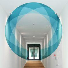 Nuovo lavoro firmato dai Truly Design, il collettivo Italiano ha nelle scorse settimane dipinto questo nuovo intervento indoor a Stabio in Svizzera.
