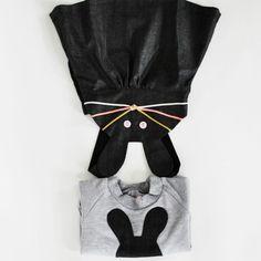 Bangbang cph bunny dress/ Killer bunny sweater