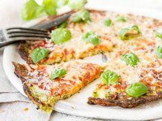 Low Carb Pizza - Diese 9 Böden schmecken auch ohne Mehl