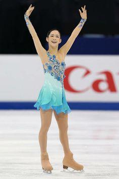 四大陸選手権・女子FS   フィギュアスケート