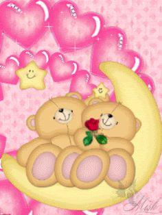 animation teddy bears | animated teddy bear photo: Teddy Bear Love TeddyBearLove.gif