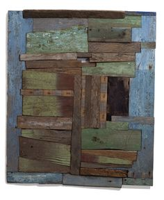 "Saatchi Online Artist: Paul Clowney; Found Objects, 2011, Assemblage / Collage ""Vodpiece"""