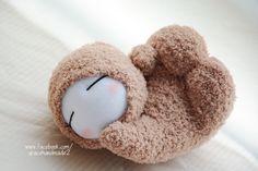#292 sock baby