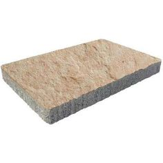 Capriana Large 14 in. x 21 in. Landscape Pavers, Concrete Steps, Travertine, Stone, Outdoor, Ideas, Concrete Front Steps, Outdoors, Rock