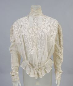 Philadelphia Museum of Art - Collections Object : Woman's Blouse