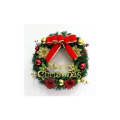 Christmas Bell Decorations Home Christmas Bells Decorations Tree Ornat 12 Bam ❤ Liked On