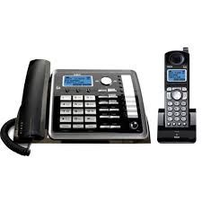 Shop for Rca Expandable Corded/Cordless/Headset Phone System With Caller Id & Answerer. Get free delivery On EVERYTHING* Overstock - Your Online Telephones Store! Get in rewards with Club O! Id Digital, Cordless Telephone, T Mobile Phones, 1. Tag, Caller Id, Wireless Headset, Office Phone, Landline Phone, Cool Things To Buy