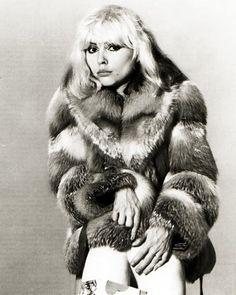 Debbie Harry Blondie 70s Vintage (500×626)