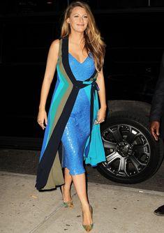 Café Society, os looks da Blake Lively para promover seu novo filme! - Fashionismo