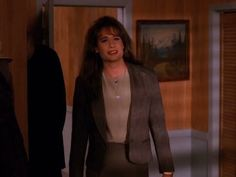 """David Duchovny Looked Great in a Dress 