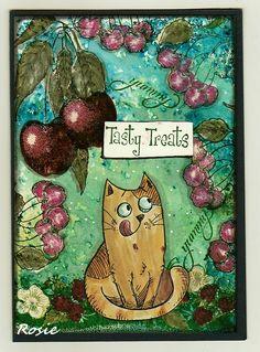 Rosie's Bastelwelt: Fruits