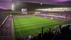 Concept du futur stade du Orlando City Soccer Club http://ostadium.com/news/101/concept-du-futur-stade-du-orlando-city-soccer-club