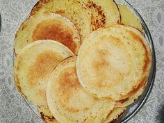 Imagem da receita Pão de queijo de frigideira fitness