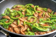 The Best Bitter Melon Recipes Best Bitter Melon Recipe, Stir Fry Recipes, Cooking Recipes, Philippine Cuisine, Authentic Chinese Recipes, Asian Recipes, Ethnic Recipes, Texture, Healthy Snacks