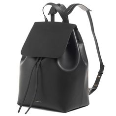 mansur gavriel backpack in black