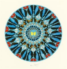 Psalm: Ad te, Domine, levavi by Damien Hirst