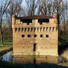 @FEdetails.net La Rocca di Stellata a Bondeno | MyTurismoER: Ferrara attraverso lo sguardo fotografico di @FEdetails.net