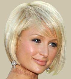 Paris Hilton Short Bob Hair Styles