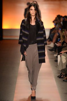 Colcci fall/winter 2014 - Sao Paulo Fashion Week