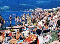 Øysand camping1975 Trondheim, Dolores Park, Travel, Viajes, Destinations, Traveling, Trips