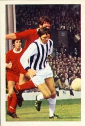 West Bromwich Albion F.C. 1971/1972 Soccer Stars - Jeff Astle - #West Bromwich Albion #Quiz #West Brom