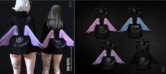 Goth1c0: Kawaii Backpack