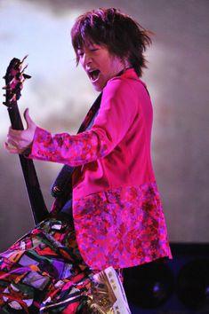 2012 tetsuya L'Arc~en~Ciel 20th L'Anniversary WORLD TOUR 2012 Asia World EXPO ARENA March 3, 2012