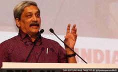 'ISIS One of the Best Users of Internet Techonolgy,' Says Manohar Parrikar