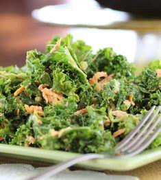 The Rawtarian: Community Login Kale Salad Recipes, Salad Dressings, Broccoli, Sauces, Vegetables, Food, Dips, Vinaigrette, Salad Dressing