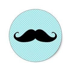 funny_mustache_on_cute_blue_polka_dot_background_sticker-p217642733344063670en8ct_325.jpg (325×325)