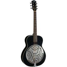 Buy Fender FR50 FR-50 Acoustic Resonator Guitar Black at ZoZoMusic.com
