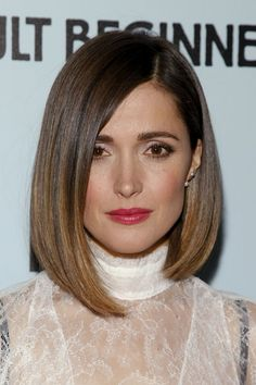 Rose Byrne at the 'Adult Beginners' premiere in New ...