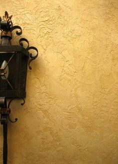 wanting to texturize my walls and this comes pretty close to what I'm thinking,..versus the traditional knock-down texture.