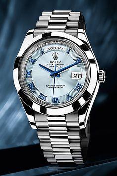 Rolex Day-Date for Women and Men | @majordor | #majordor | www.majordor.com